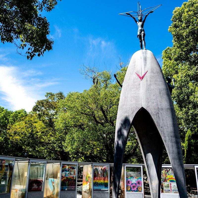 hiroshima_memorial_statue